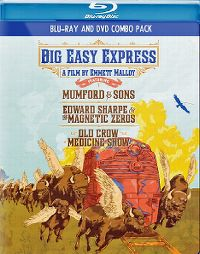 Cover Soundtrack feat. Mumford & Sons, Edward Sharpe & Magnetic Zeros, Old Crow Medicine Show - Big Easy Express [DVD]